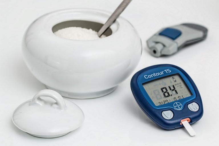 Nos specialites – la diabetologie